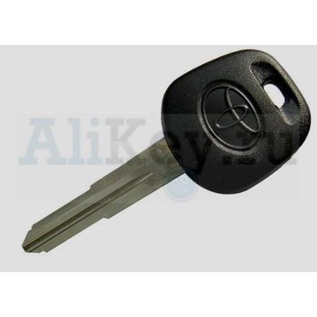 TOYOTA заготовка ключа с под чип, лезвие TOY 41R