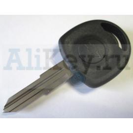 Chevrolet заготовка ключа под чип