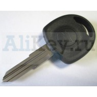 Шевроле заготовка ключа под чип