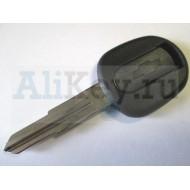 Шевроле заготовка ключа с чипом 4D 60 Лачетти