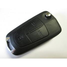 Chevrolet CAPTIVA выкидной ключ зажигания с дистанционным управлением 3 кнопки