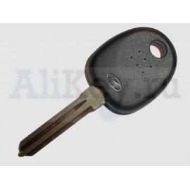 Hyundai заготовка ключа под чип