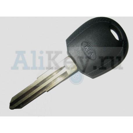 Kia заготовка ключа с 46 чипом