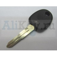 Hyundai заготовка ключа с чипом (чип 60) код H-07