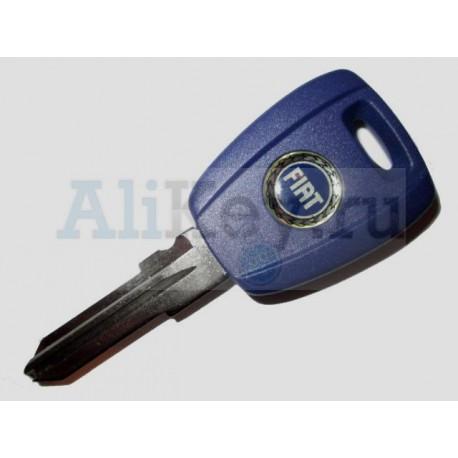 Fiat заготовка ключа под чип
