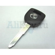 Заготовка ключа под чип Mazda