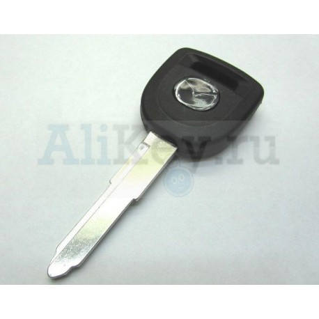 Заготовка ключа c 63 чипом Mazda