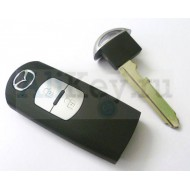 Mazda смарт ключ 2 кнопки