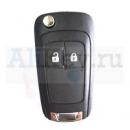Chevrolet Cruze, Aveo II, Orlando выкидной ключ зажигания с дистанционным управлением 2 кнопки.