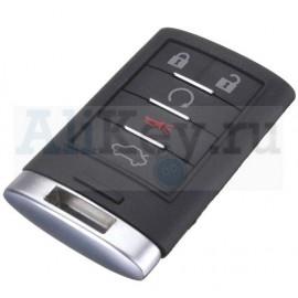 Cadillac корпус смарт ключа 5 кнопок