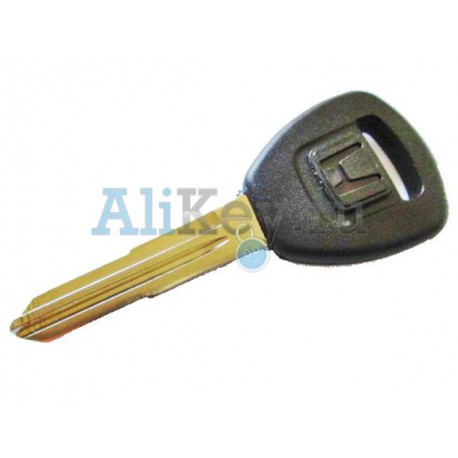 Honda заготовка ключа с чипом (чип 13)