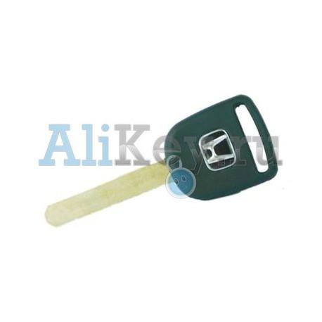 Honda заготовка ключа с местом под 48 чип