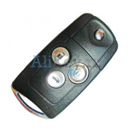 Honda выкидной ключ с дистанционным управление для Accord
