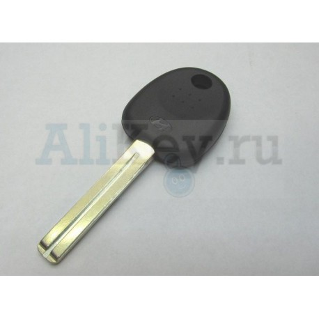 Hyudai заготовка ключа с чипом (чип 60)