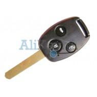 Honda ключ с дистанционным управлением, 3 кнопки с 46 чипом