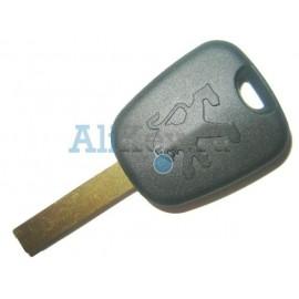 Peugeot заготовка ключа зажигания с 46 чипом