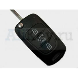 Hyundai i30 выкидной ключ с дистанционным управлением