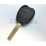 Geely заготовка ключа зажигания с местом под чип