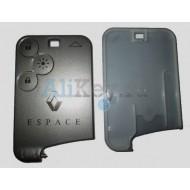 Renault Espace корпус смарт карты 3 кнопки.