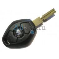 BMW ключ зажигания с дистанционным управлением, 3 кнопки