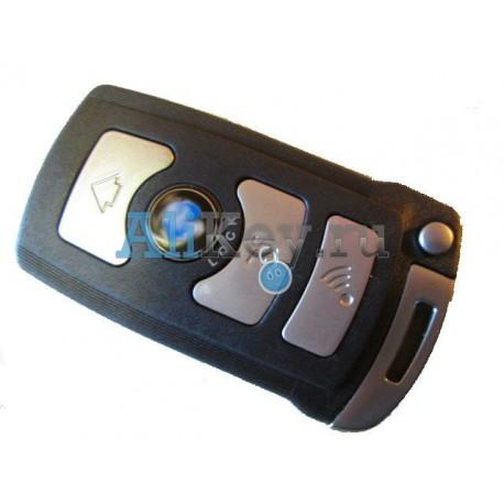BMW smart ключ зажигания. Модели 7 серии. 868MHz, Европа