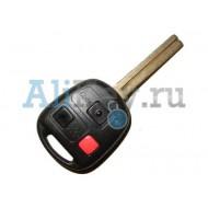 Lexus ключ зажигания с дистанционным управлением, 3 кнопки