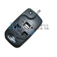 Lexus корпус выкидного ключа зажигания, 3 кнопки