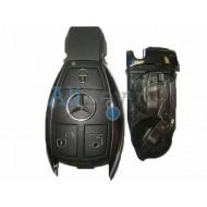 Mercedes корпус smart ключа зажигания, 3 кнопки