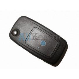 Chery Tiggo 3 выкидной ключ зажигания, 433Mhz