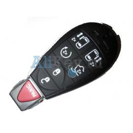 Chrysler smart ключ зажигания, 6 кнопок+panic