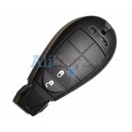 Chrysler smart ключ зажигания, 2 кнопки