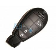 Dodge smart ключ зажигания 3 кнопки