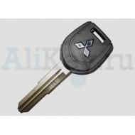 Mitsubishi заготовка ключа с 46 чипом