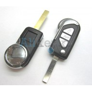 Citroen корпус ключа 3 кнопки NEW