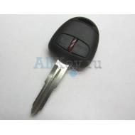 Mitsubishi ключ зажигания с дистанционным управлением 2 кнопки