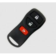 Брелок дистанционного управления для Nissan (2 кнопки+паника).