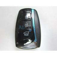 Hyundai Santa Fe смарт ключ зажигания 3 кнопки