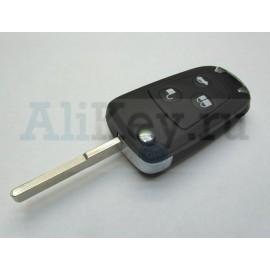 Корпус выкидного ключа зажигания для Ford