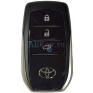 Смарт ключ TOYOTA LC200 3 кнопки