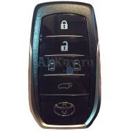 Смарт ключ TOYOTA ALPHARD 5 кнопок