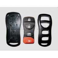 Брелок дистанционного управления Nissan (3 кнопки+паника)