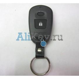HYUNDAI корпус брелка 2 кнопки