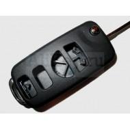 Nissan корпус выкидного ключа (3 кнопки+паника)