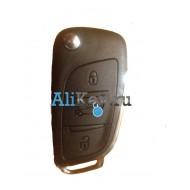 Citroen DS4/C4 выкидной ключ 12-