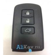 Toyota Highlander смарт ключ