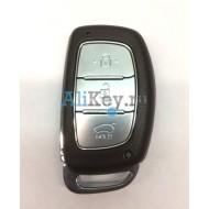 Hyundai i40 смарт ключ 11-12