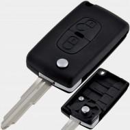 Корпус ключа Peugeot 4007, 4008