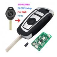 Ключ BMW выкидной для EWS систем