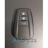 Toyota RAV 4 смарт ключ 18-