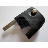 Верхняя часть выкидного ключа с лезвием и чипом Ford
